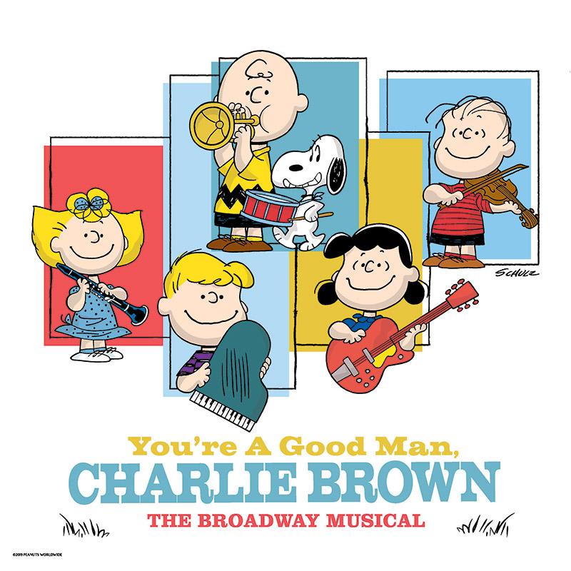 You're a Good Man Charlie Brown logo