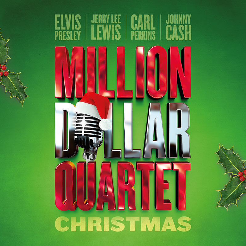 Million Dollar Quartet Christmas