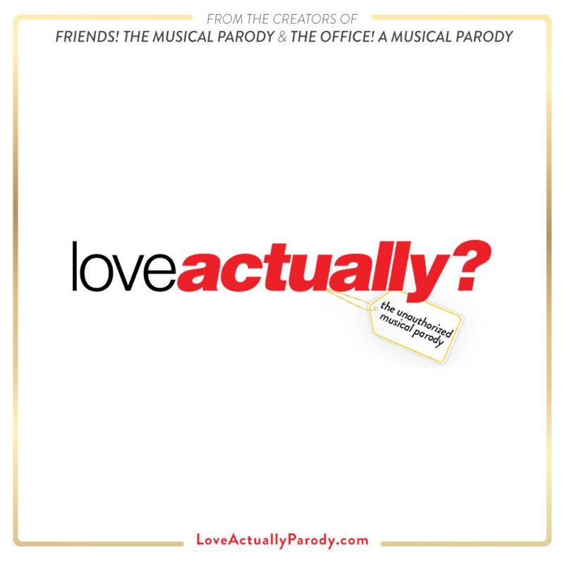 Love Actually Musical logo