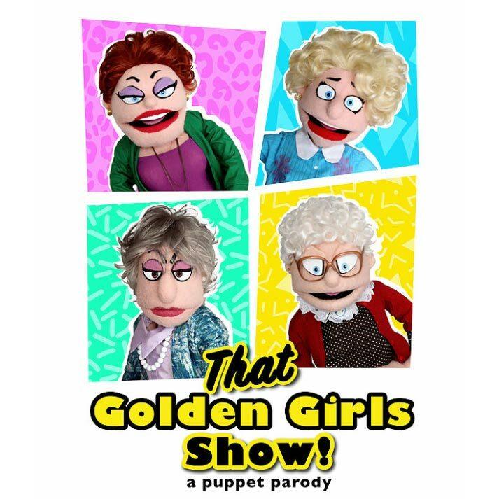 That Golden Girls Show logo