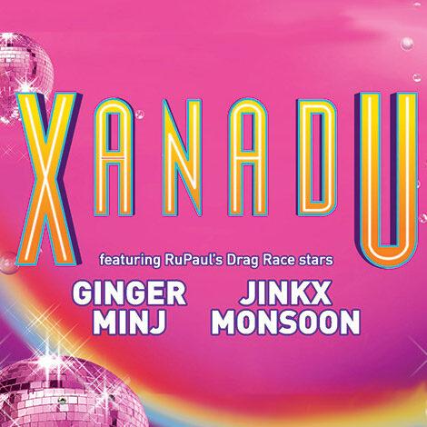 Xanadu Show logo